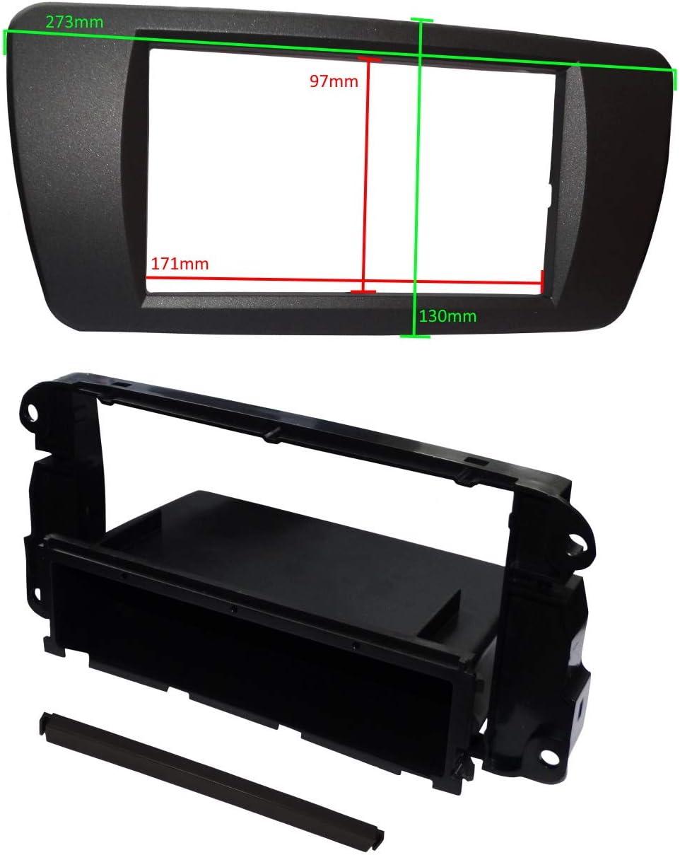 Kit de Marco adaptador para radio de coche 2DIN AERZETIX