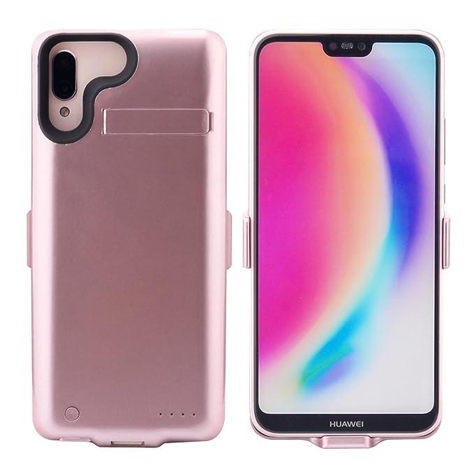 timeless design 7338c 197a6 Amazon.com: Huawei Nova 3i Battery Case, Cell Phone Cases Cover ...