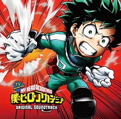 Price comparison product image My Hero Academia (Anime) Original Soundtrack