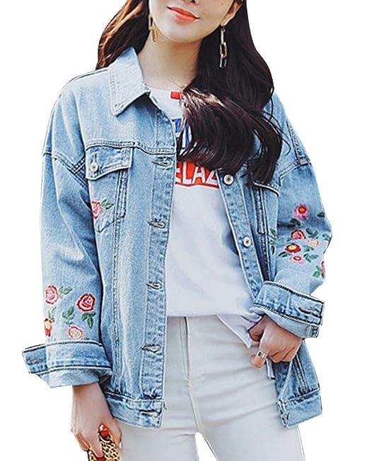 Chaqueta Mujeres Oversized Outwear Mangas Largas Chaqueta de ...