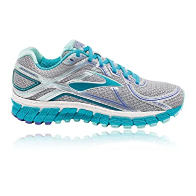 e769d56d5b577 Brooks Women s Fitness Silver Size  4.5  Amazon.co.uk  Shoes   Bags