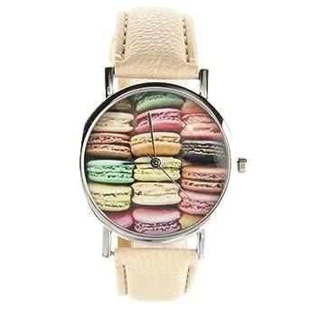 Zeigt Damen Kuchen Bunte My Montre Amazon De Uhren