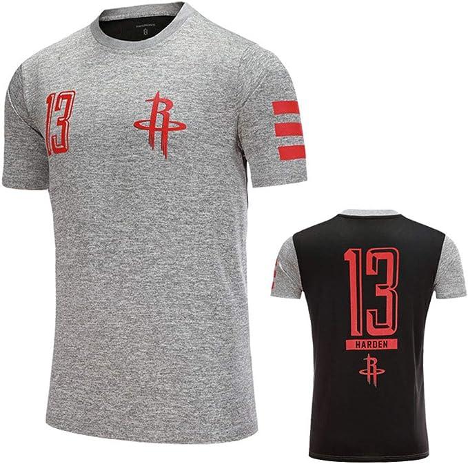 MFsports Houston Rockets James Harden Camiseta para Hombre ...