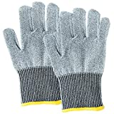 Microplane 36553 Cut Resistant Kid Size Kitchen Glove - Pack of 2
