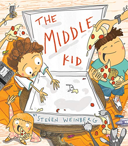 Book Cover: The Middle Kid