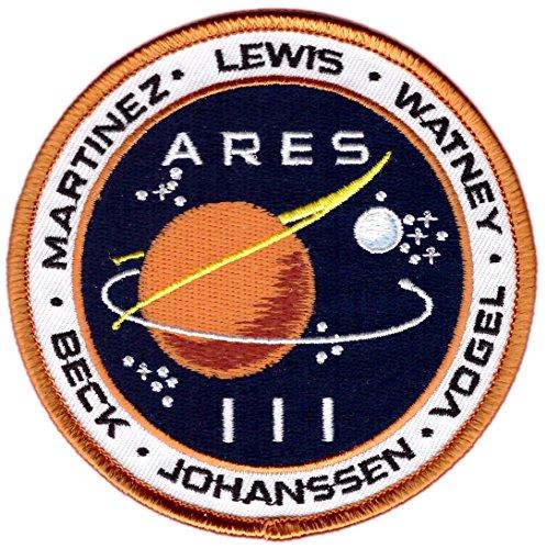 Martian Movie Space Exploration Unknown Universe NASA Crew U