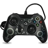 Mando Xbox One para Windows PC 7/8/10 Compatible con Xbox One/Xbox One S/Xbox One X Controlador para Juegos con Cable…