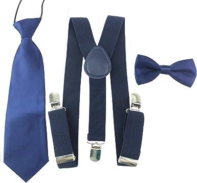 Tirantes y corbata