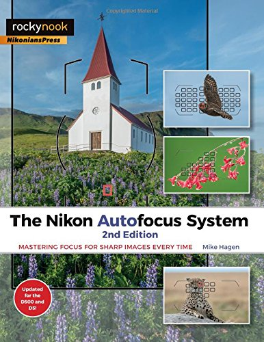The Nikon Autofocus System: Mastering Focus for Sharp Images Every ()
