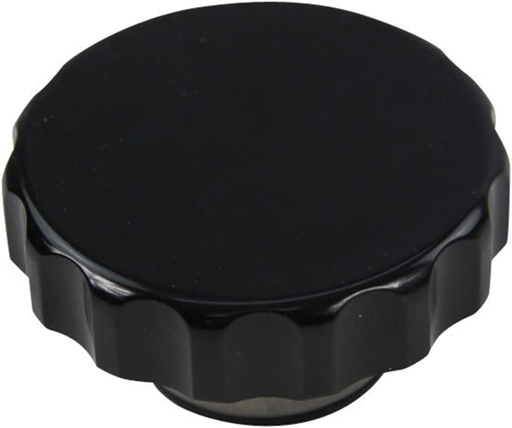 CoolingSky Aluminum Billet Radiator Cap 1.1 BAR Large Style Black