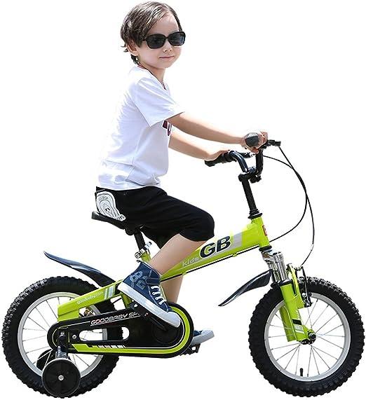 XQ- Bicicletas para Niños 3/4/6 Años De Edad Chico Carro De Bebé ...