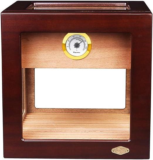 Caja de cigarros Creativa Transparente pequeño cigarro Vitrina ...