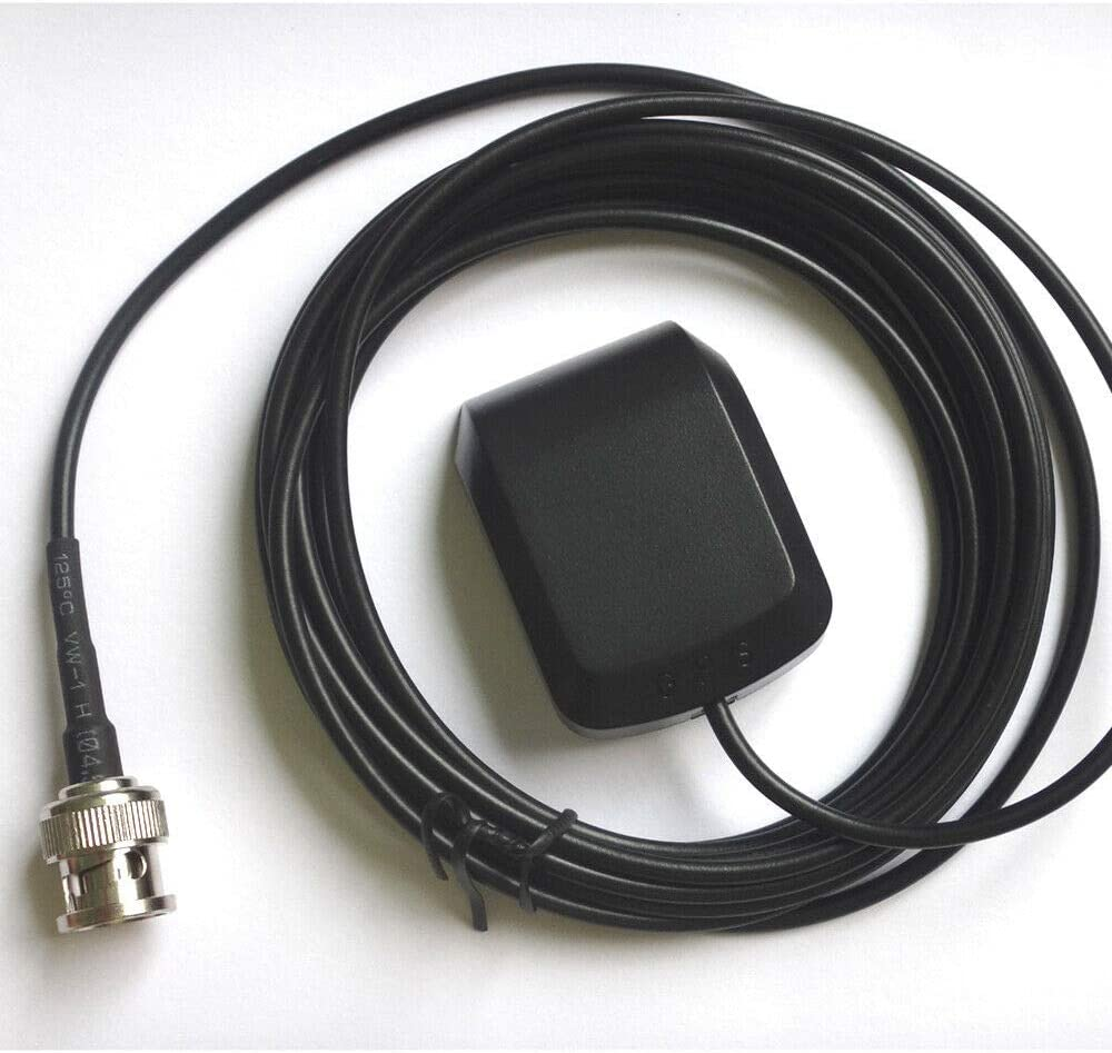 AMSAMOTION Antena GPS externa BNC macho para Garmin StreetPilot III, GPS V III+ Sonda GPSMap 178C 188 276C 298c 398c 498c iCOM 270ML 370ML 278 292 295 296 376C 378 396 478 492 45 172 172C 176 176C 178: Amazon.es: Coche y moto