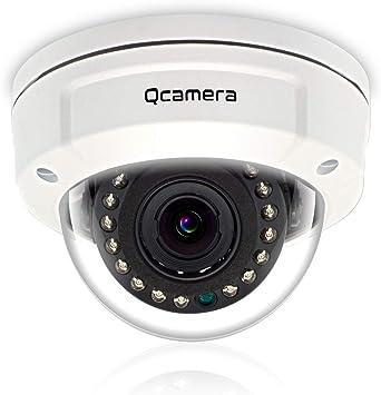 Q-camera Dome Security Camera 1080P 4 in 1 TVI/CVI/AHD/CVBS 1/2.9