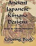 Ancient Japanese Kimono Designs