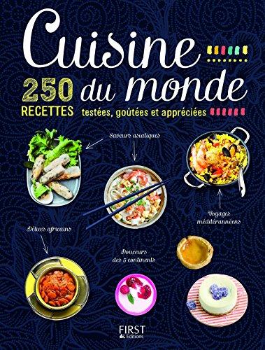 Amazoncom Cuisine Du Monde Recettes Testées Goûtées Et - Cuisine testée