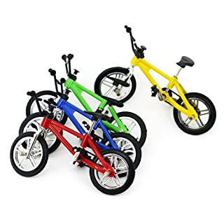 Studyset Creative Simulation Mini Alloy Finger Bikes Children Fingerboard Bicycle Toys Gift Funny