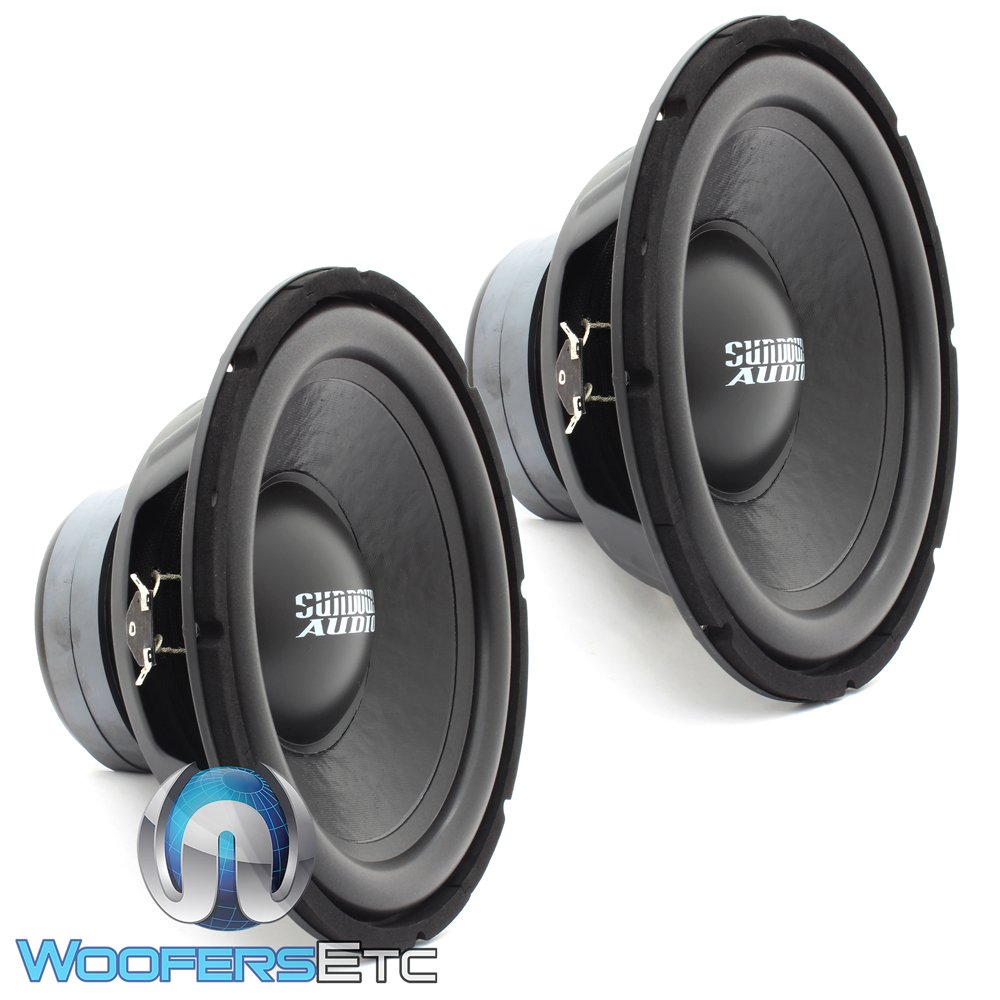 Amazon.com: Pair of Sundown Audio LCS-12 D4 12\