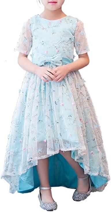 Amazon.com: Boloni Dress Gown Frock Modern Wedding Dresses Flower