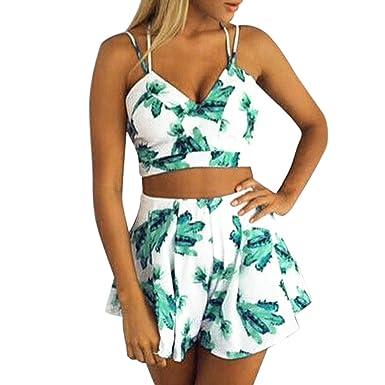 fournir un grand choix de mode de vente chaude hot-vente plus récent Bold Manner Ensemble Sans Manche Femme Fille Top Short ...