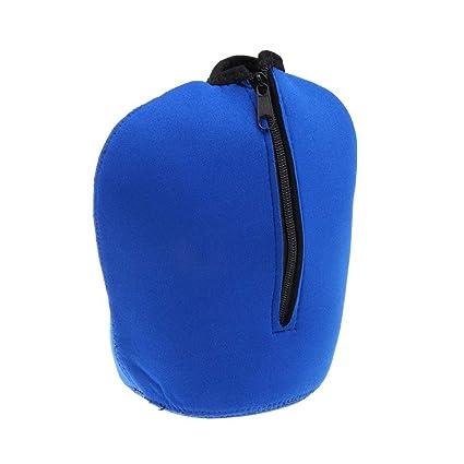 SGerste - Bolsa de protección para la Estufa de Camping al Aire Libre con Aislamiento de