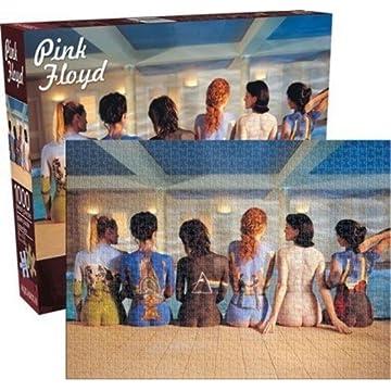 Aquarius Pink Floyd Back Art