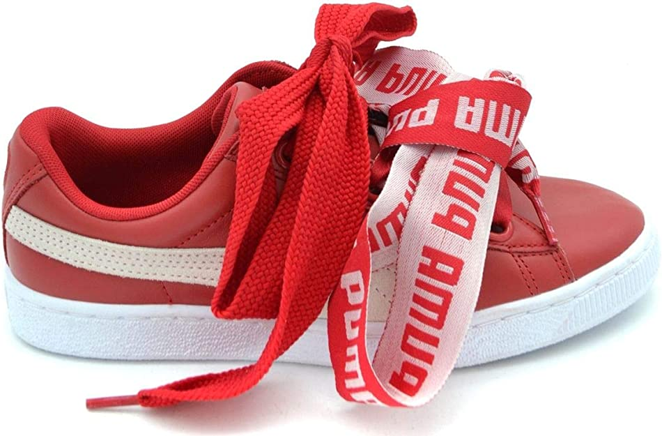 Red Leather Sneakers | Season Outlet