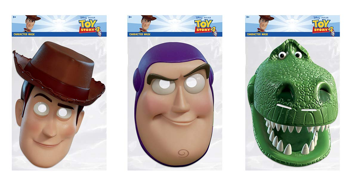 Toy Story Mask Buzz Official Merchandise