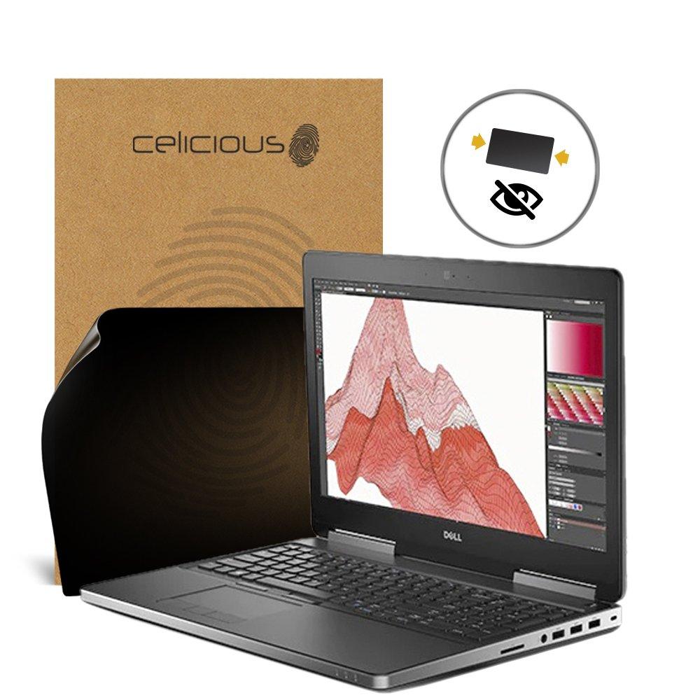 Celicious Privacy 2-Way Anti-Spy Filter Screen Protector Film Compatible with Dell Precision 15 7520 (Non-Touch)