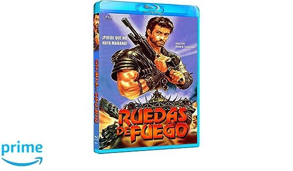 Amazon.com: Ruedas De Fuego (1985) Wheels Of Fire [Non-usa Format: Pal -Import- Spain ]: Gary Watkins, Laura Banks, Lynda Wiesmeier, Linda Grovenor, ...