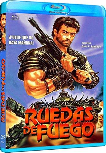Ruedas De Fuego (1985) Wheels Of Fire [Non-usa Format: Pal -Import- Spain ]