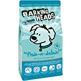 Barking Heads Dog Food Fish n Delish Grain Free Salmon and Trout 2kg