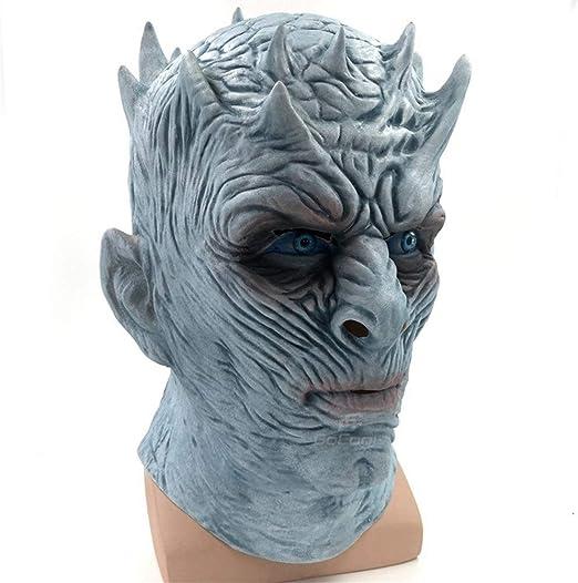 7°MR Mascara Purga Disfraz Máscara Cara Máscara de látex Adultos ...