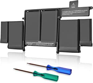 RayHom A1493 A1502 Battery for Late 2013 Mid 2014 Early 2015 MacBook Pro 13