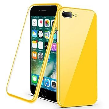 SpiritSun Funda para iPhone 7/8 Plus, Transparente Carcasa ...