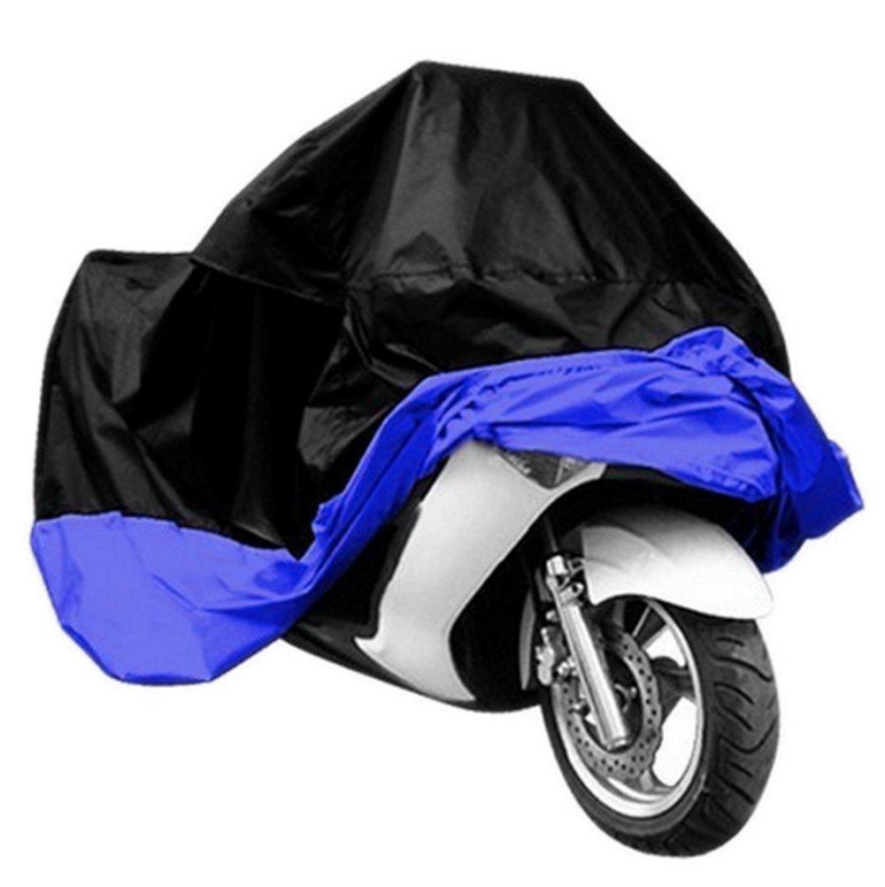 Funda Para Moto TAMAÑO XXL Para Exterior Impermeable Y Contra Los Rayos