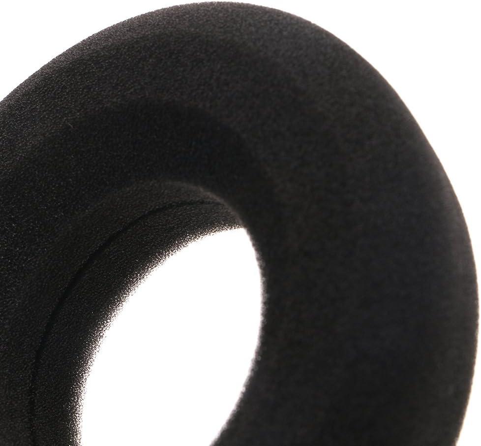 Paire de coussinets d/écouteurs de rechange en /éponge souple pour casque GRADO SR60 SR80