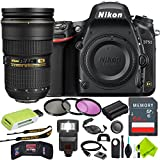 Nikon D750 DSLR Camera with Nikon 24-70mm f/2.8G Lens Deluxe Combo