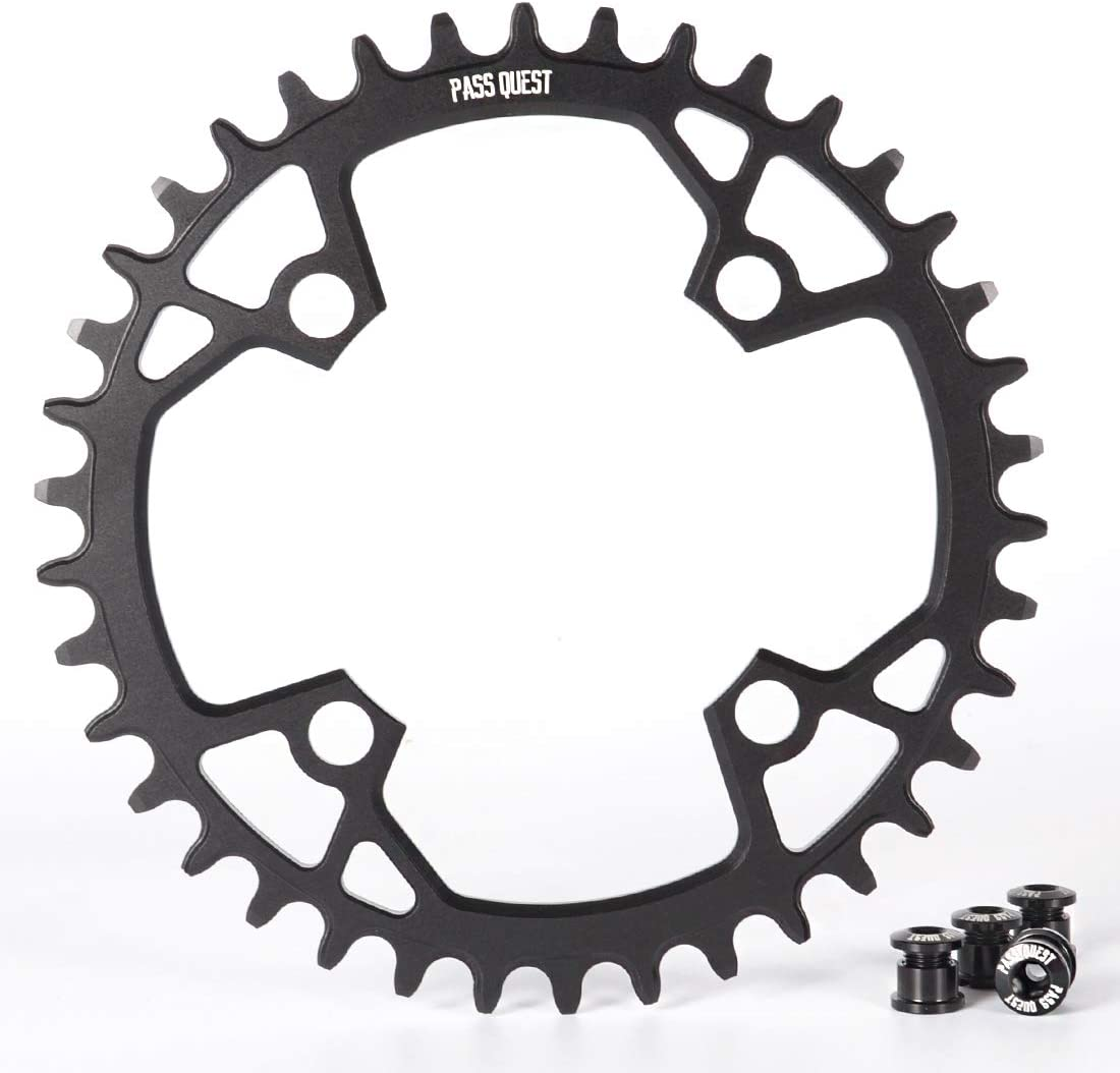 PASS QUEST 96BCD MTB Narrow Wide Chainring/Chain Ring 32T/34T/36T/38T/40T/42T/44T/46T/48T Bike Bicycle deore xt Chainwheel Crankset