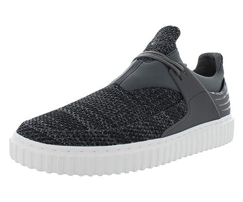 Castucci Low-Top Fashion Sneaker Gray