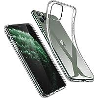 ESR Cover per iPhone 11 PRO, Custodia Essential Zero in TPU Morbido, Sottile e Trasparente Compatibile con iPhone 11 PRO da 5.8 Pollici, Custodia Morbida in Silicone Flessibile - Gelatina Trasparente