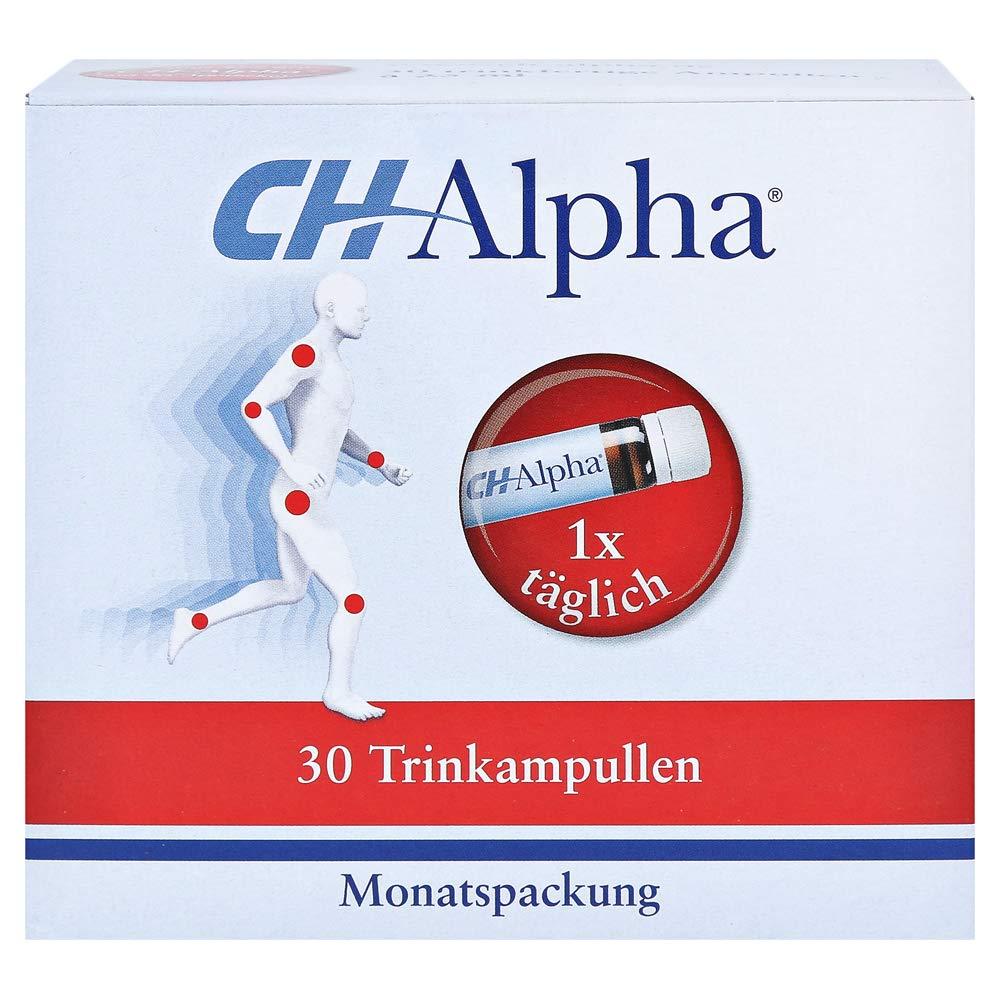 CH Alpha Trin Kamp. Pack of 30