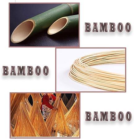 Estores Enrollable QIANDA Persianas de Bambu, Bloqueando La Luz ...