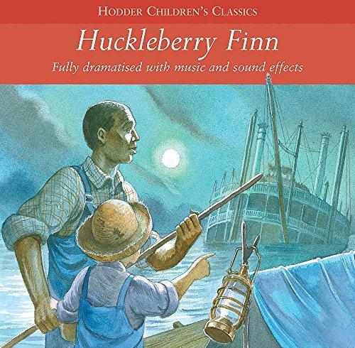 Children's Audio Classics: Huckleberry Finn