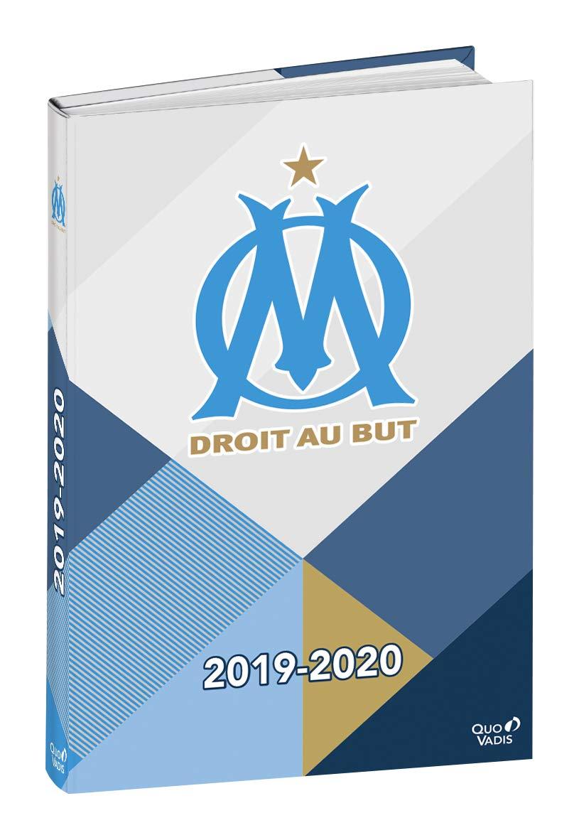 Quo Vadis Agenda scolaire OLYMPIQUE DE MARSEILLE Septembre 2019 /à Ao/ût 2020-12 x 17 cm
