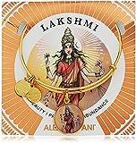 Alex and Ani Saints and Sages Lakshmi Shiny Gold Bangle Bracelet