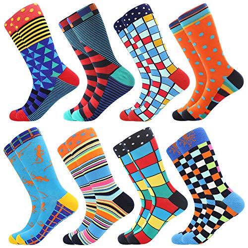 Bonangel Mens Fun Dress Socks product image