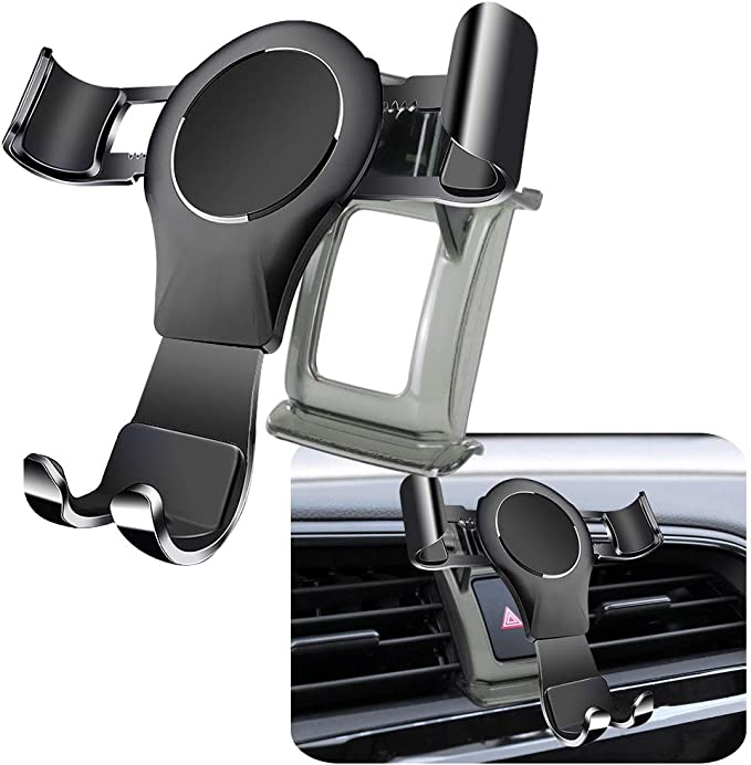 LUNQIN Car Phone Holder for 2020 Mercedes Benz GLB Class Auto Accessories Navigation Bracket Interior Decoration Mobile Cell Phone Mount