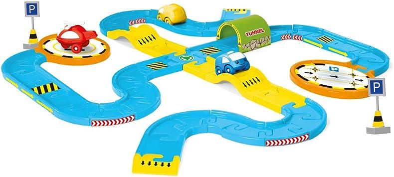 Dolu - Circuito Mini Giants, 54 Piezas (62650502): Amazon.es: Juguetes y juegos