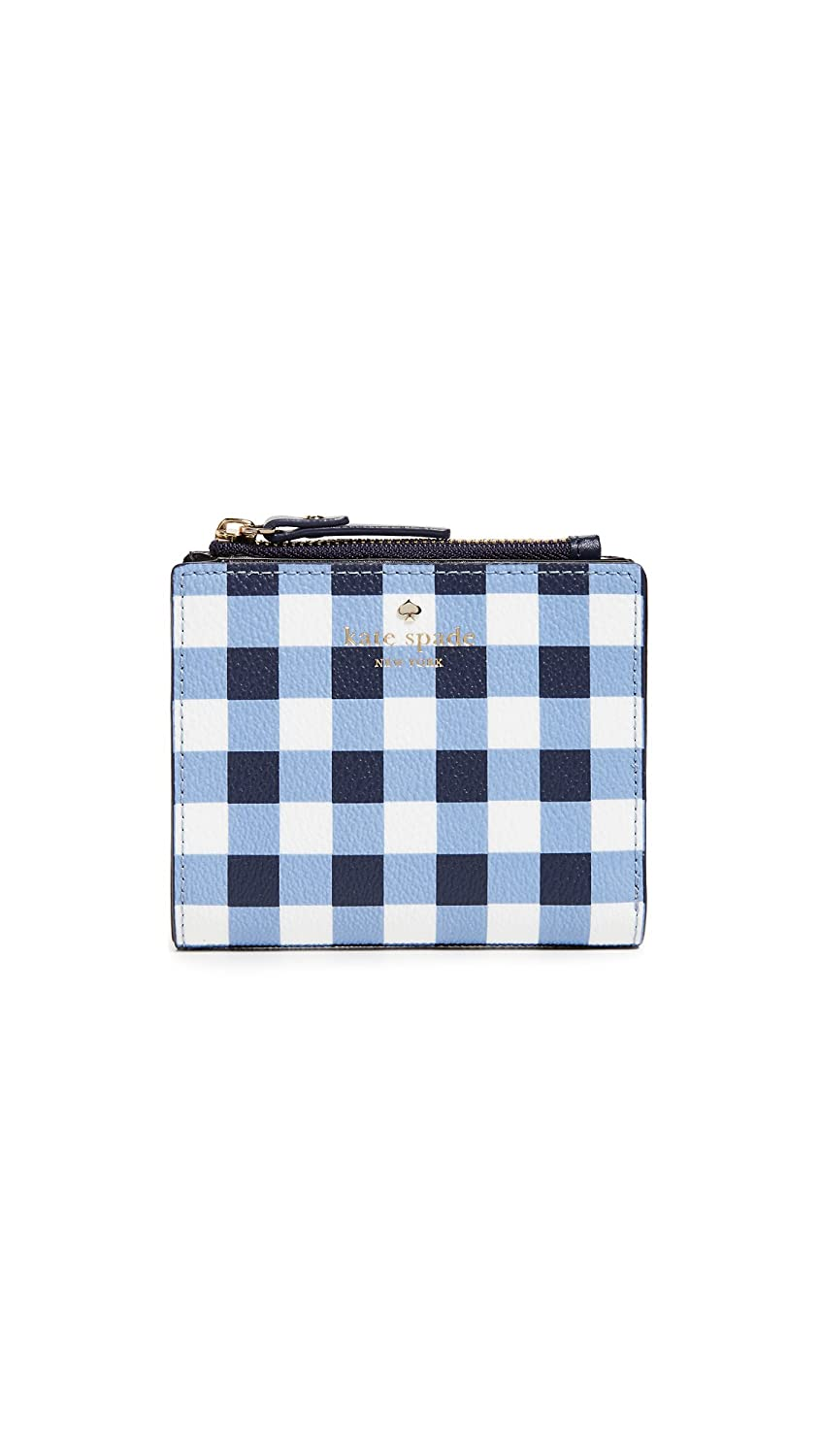 Kate Spade New York Women's Hyde Lane Adalyn Small Wallet Navy/White One Size